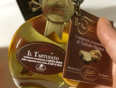 condimenti al tartufo