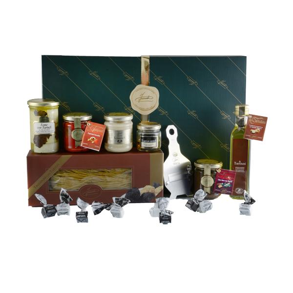 Confezione regalo Gourmet Tartufi