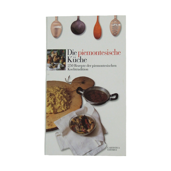Libro di cucina, grande cucica piemontese