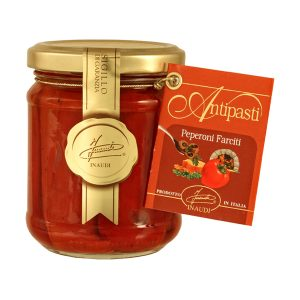 Stuffed peppers jar 190g
