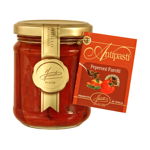 Stuffed peppers jar 190g