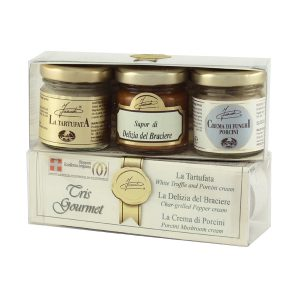 Tris Gourmet 3 jar 30g each