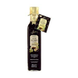 Aceto balsamico di Modena IGP con tartufo 250ml