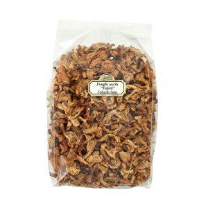 funghi finferli secchi sacchetto 250g