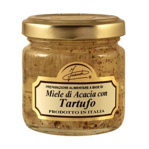 Miele di acacia con tartufo 120g