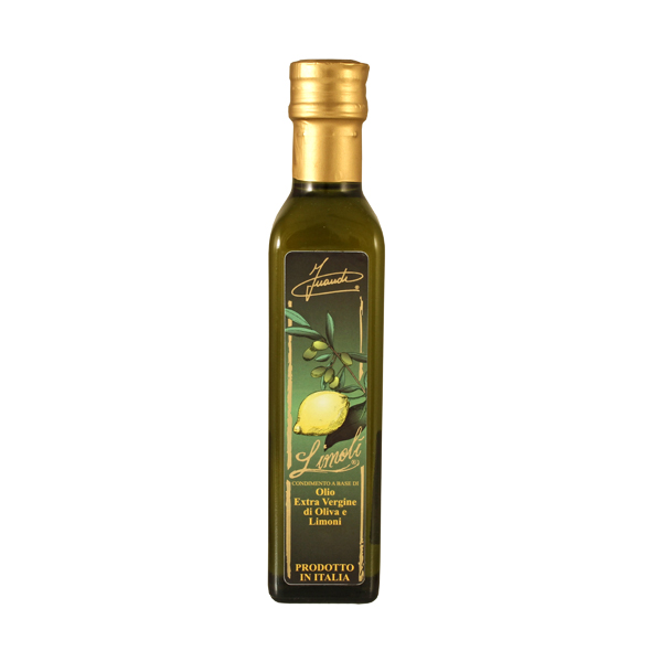 Olio con limoni - Limolì bottiglia 250ml