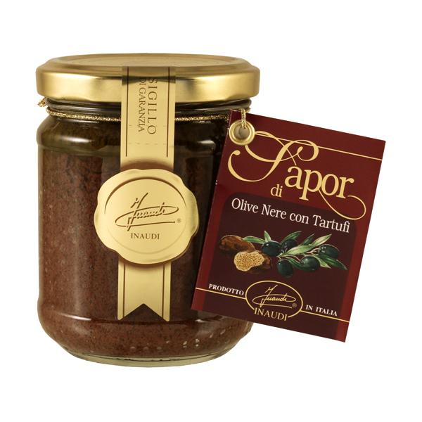 Sapor di olive nere e tartufo