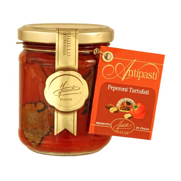 Peperoni con Tartufo 190g