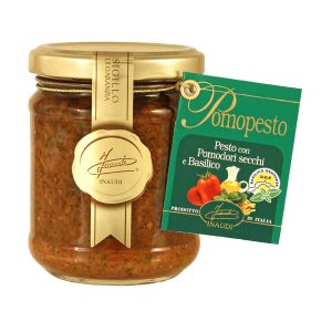 Pomopesto red pesto jar 180g