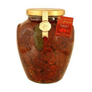 Pomodori secchi in olio di oliva vaso 3000g