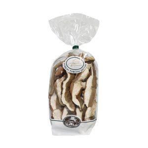 Porcini secchi commerciali sacchetto 50g
