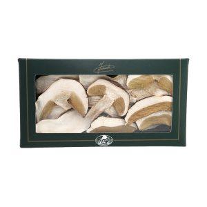 Porcini secchi extra in scatola verde con finestra 40g
