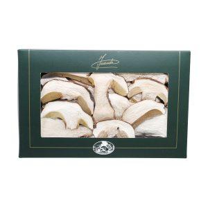 Porcini secchi extra in scatola verde con finestra 60g