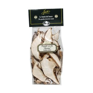Dried Sliced Shiitake bag 50g