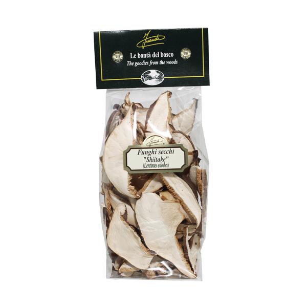 Dried Sliced Shiitake bag 50g