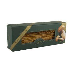 Tagliatelle con funghi porcini scatola 250g