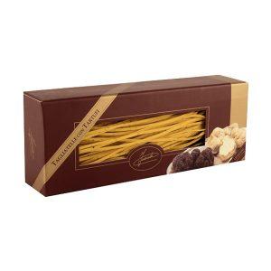 Tagliatelle con tartufi scatola 250g