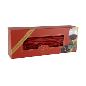 Tagliatelle con vino barbaresco scatola 250g