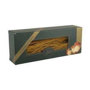 Tagliolini con funghi porcini scatola 250g