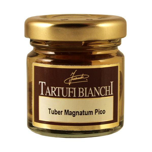 Whole White Truffles jar 10g