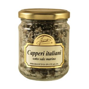 Capperi sotto sale 150g vasetto 150g