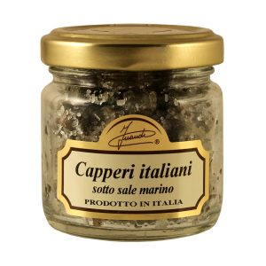Capperi sotto sale vasetto 75g
