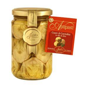 Cut Roman Artichokes jar 280g