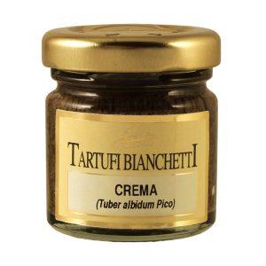 Crema pura di tartufi bianchetti 30g