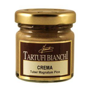 Crema pura di tartufi bianchi 30g