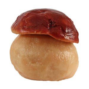 """Funghi porcini interi testa rossa calibro """"grossi arancio"""" in concia"""