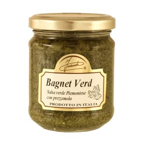 Bagnet Verd piedmontese sauce with parsley 180g
