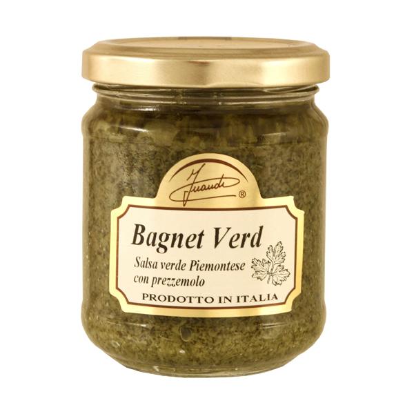 Bagnet Verd salsa verde piemontese 180g