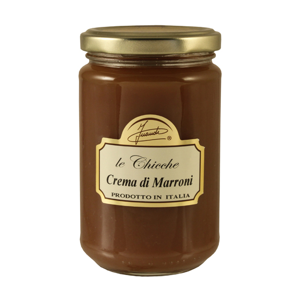Crema di marroni vasetto 350g