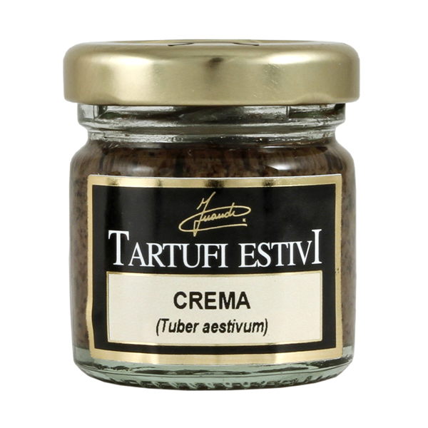 Black Truffle Cream jar 30g