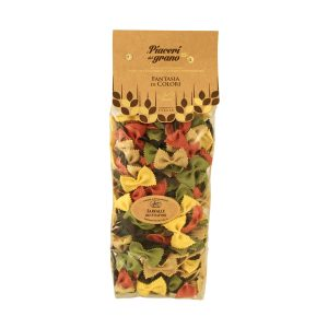Multiflavour farfalle transparent pack 500g
