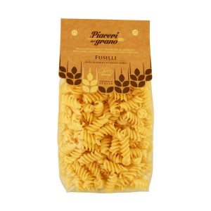 Fusilli transparent pack 500g