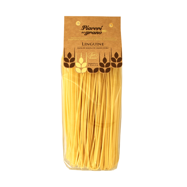 Linguine transparent pack 500g