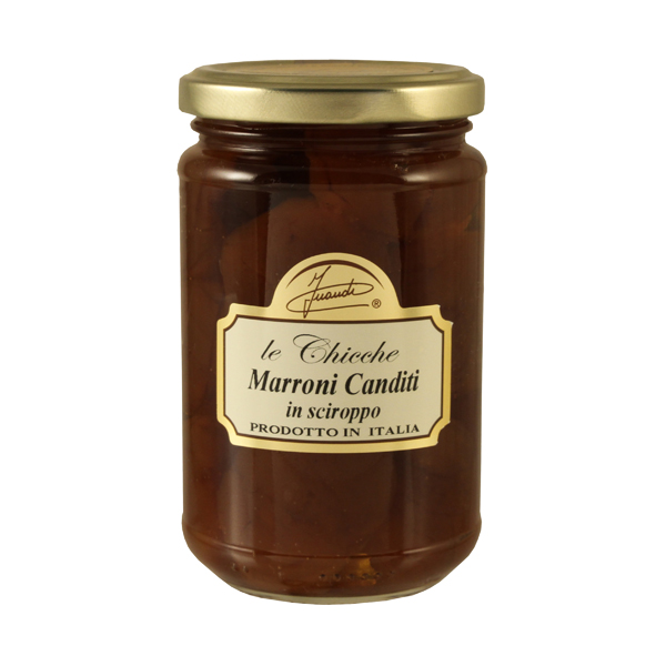 Candied Chestnuts in syrup 420g