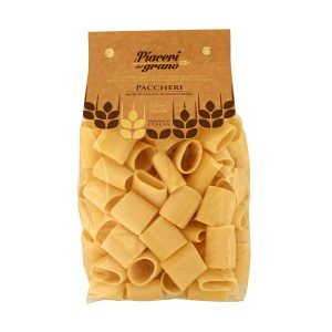 Paccheri Transparent pack 500g