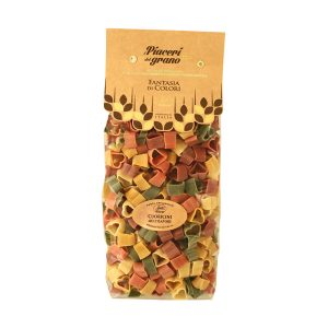 Multiflavours cuoricini transparent pack 500g