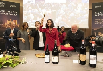 WORLD ALBA WHITE TRUFFLE AUCTION