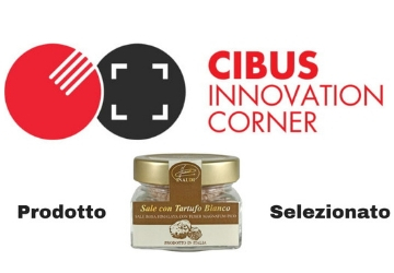 Prodotto Innovativo - Sale Rosa con Tartufo