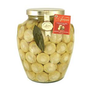 Carciofini interi in olio di oliva vaso 2900g