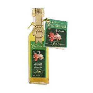 Condimento aglio bottiglia 100ml