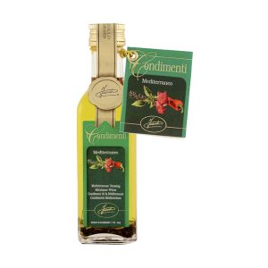 Condimento alle erbe mediterranee bottiglia 100ml
