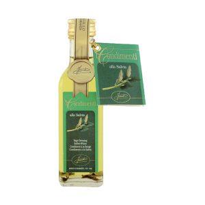 Condimento alla salvia bottiglia 100ml
