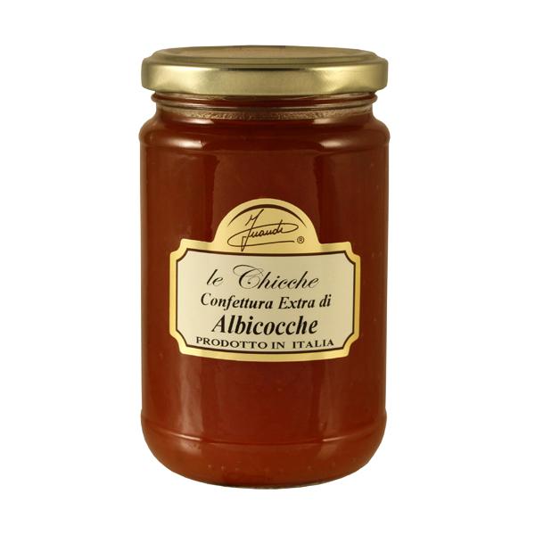 Apricots extra preserve jar 350g