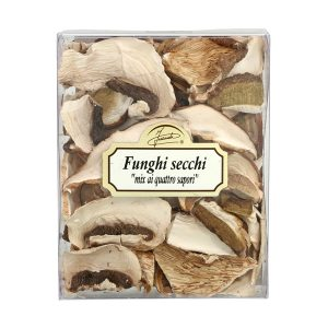 Funghi Secchi mix quattro sapori 20g