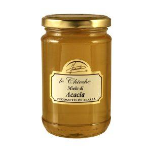 Miele di acacia vasetto 400g